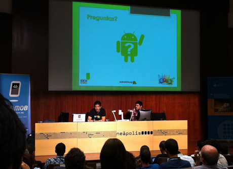 Android session at GenMob
